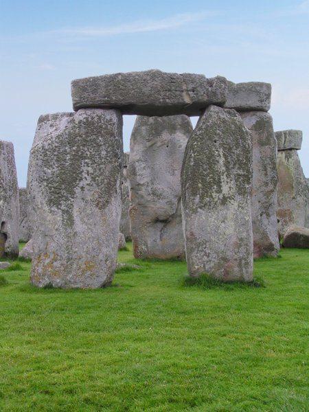 Stonehenge message