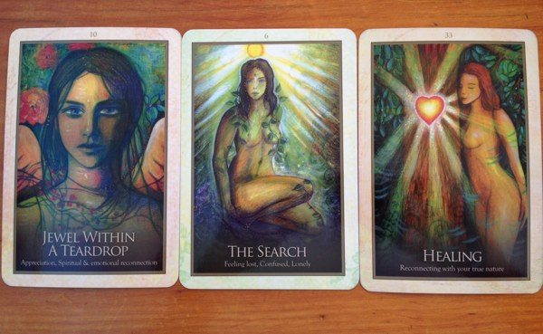 1-19-15 oracle cards