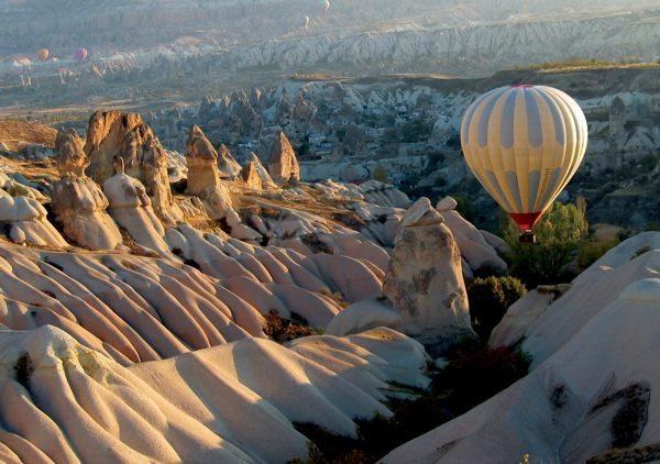 Cappadocia-Turkey reiki attunement