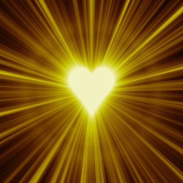 dose of positive pouring out love light healing
