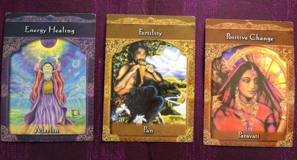 2-9-15 oracle cards