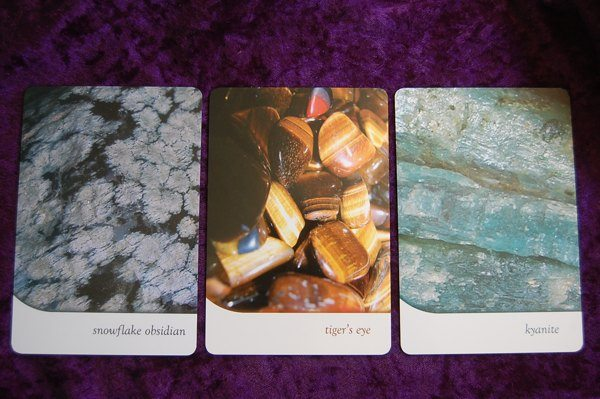 oracle cards from the Crystal Oracle deck for week of 4-28-15