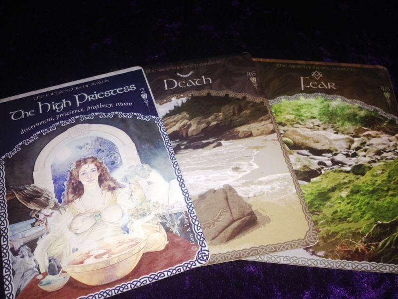 Wisdom Of Avalon cards