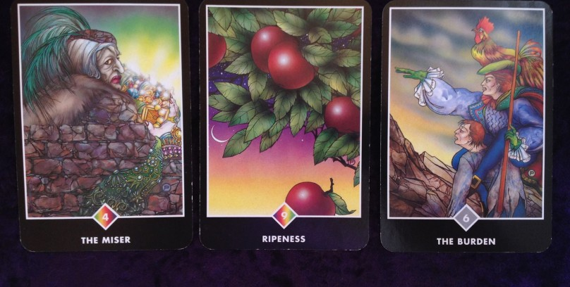 9-6-15 Osho Zen tarot cards