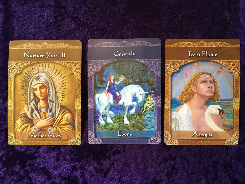 Your cards for 12-28-15 ascended master cards