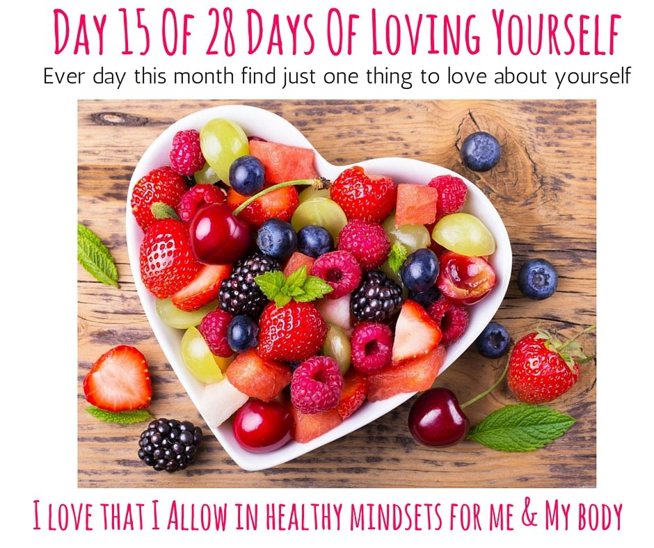 Day 15 Of 28 Days Of Loving Yourself #selflove #love #empowement