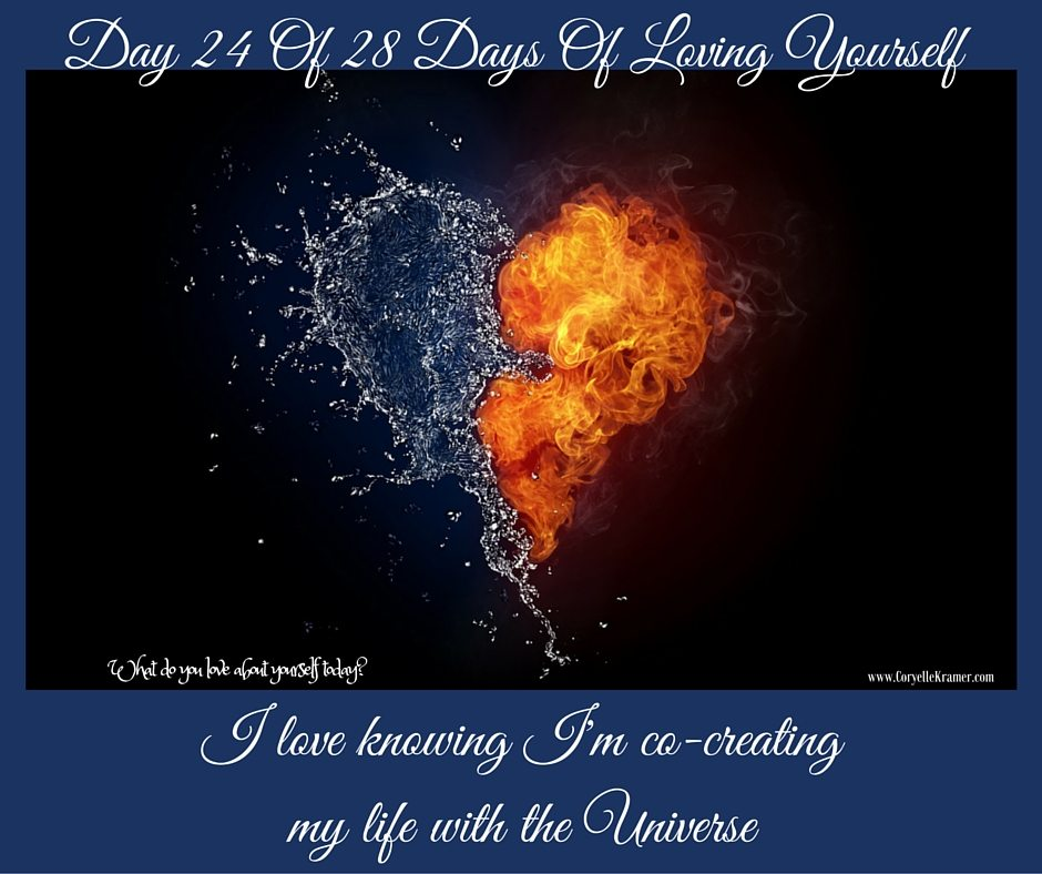 Day 24 Of 28 Days Of Loving Yourself