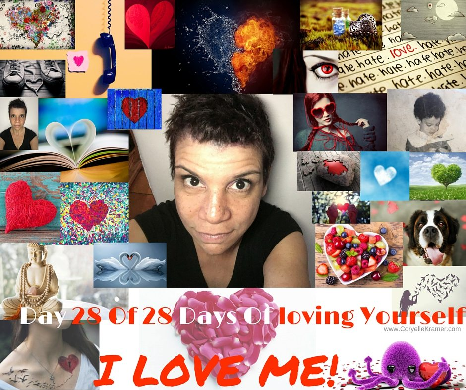 Day 28 Of 28 Days Of loving Yourself #love #empowerment