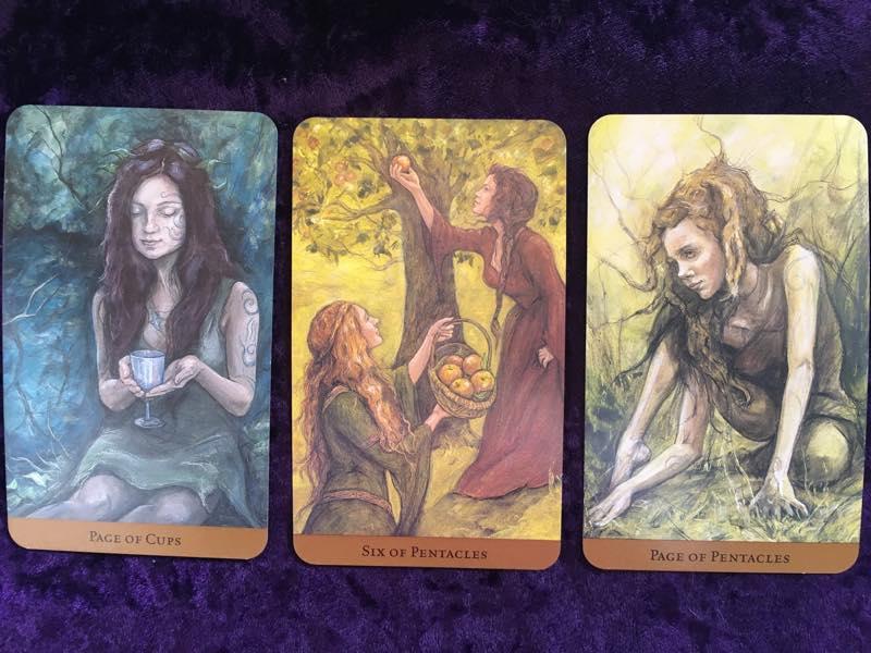 4-11-16 tarot cards