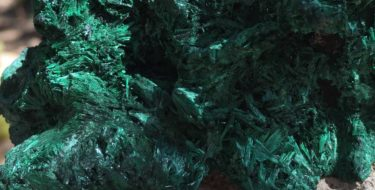 Malachite Crystal Connection
