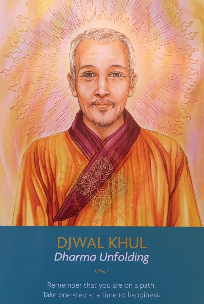 Djwal Khul