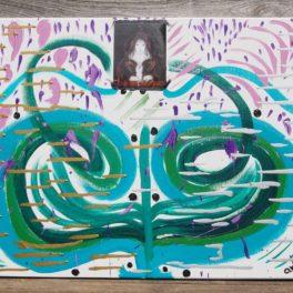 Kuan Yin-Quan Yin's art piece