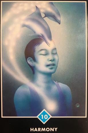 harmony card osh zen deck