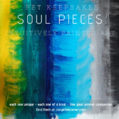 Pet Keepsakes: Soul Piece Paintings